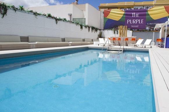 Purple Hotel by la skimal photography